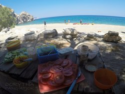 Again amazing! Sea Kayak MIlos