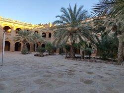 Marvelous place before the desert