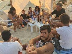 Cavo Nissos Beach nea iraklia xalkidiki