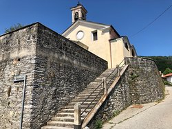 Church Cocquio ( Cocquio-Trevisago)