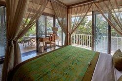 Anggrek 4 bedroom pool villa #balibestresort