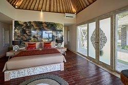 Sunrise 4 bedroom pool villa #balibestresort
