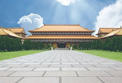 Fo Guang Shan Kloster
