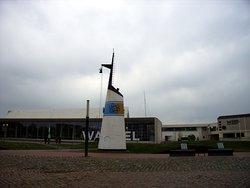 In der Umgebung vom Alten Hafen zu sehen.