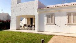 Lovely villa, great location