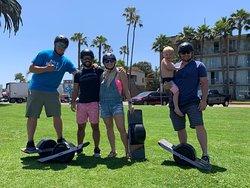 Onewheel San Diego Hoverboard Rental Mission Bay
