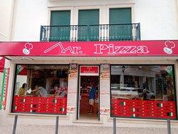 Pizza Rápida e Avantajada