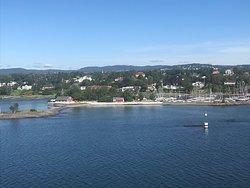 Excellente traversée Copenhague-Oslo