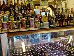 Birra e acciughe