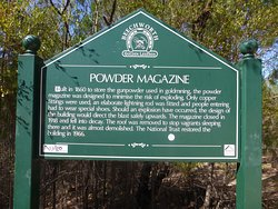 Powder Magazine