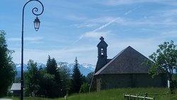La chapelle de La Féclaz