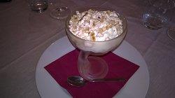 dessert coppa al torroncino
