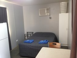 Self contained double en-suite room with everything in your room