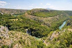Manojlovac waterfall