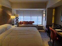 房間寬敞舒適