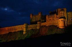 Bamburgh castle Saturday 6/7/19 approx 10pm -11pm