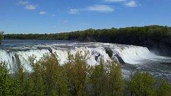 Cohoes Falls, Falls View Park
