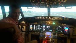 Boeing 737-800 Simulator (not Max-8!!!)