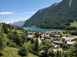 Lago di Pontechianale