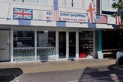 Kellys Expat Shopping