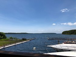 Lunch on the lake!