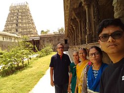 Visit to famous Jalkandeswar temple at Vellore