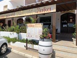 Zaika Fusion Art Restaurante