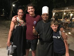 These incredible people at Ravenala have to be complimented. They went out of their way to make us comfortable, help us ski, kept my children entertained and just made our stay in Mauritius memorable. Thank you Ravenala.