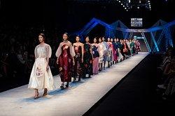 In Vietnam International Fashion Week FW17