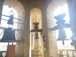 Interior de la torre.