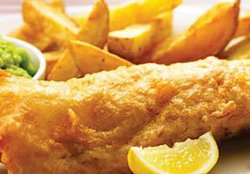 Best fish and chips in Kinsale