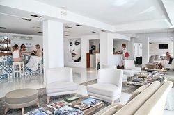 Lobby at #zherohotelmallorca