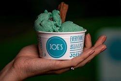 Joes mint choc chip - my favourite