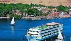 Relax on  Nile cruise on board a floating hotel a 4-nights, with sundeck, swimming pool and full-service meals Enjoy the on board evening entertainment Explore the East Bank of Luxor, said to be the 2nd most visited site in Egypt after the Pyramids of Giza Cross to the West Bank to visit Temple of Hatshepsut and the valley of kings and learn about the burials of Pharaohs luxordaytour@gmail.com