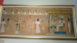 Museu Egípcio da AMOR - Antiga e Mística Rosa Cruz