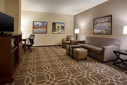 Two Room Suite Guestroom sbs