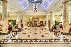 Taj Cape Town foyer