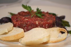 Steak Tartar de Solomillo de ternera