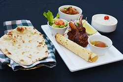 Mouth Watering North Indian and Mughali Cuisine along with Live entertainment.