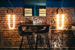 Уютный зал ресторана BeerNation