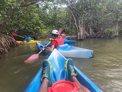Kayak confortable !