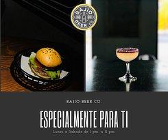 Slider Classic & Special Margarita