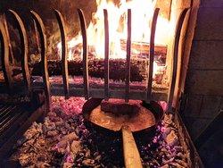 Zubereitung Butter Steak unter höllischen Hitze, ein Traum!