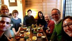 Initia Japanese Cooking Class
