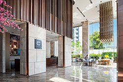 Curve 55 - Lobby Lounge