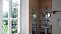 salle d'eau chambre séquoia