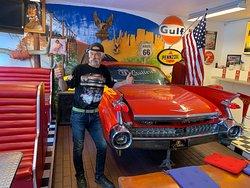 Artig American Diner!