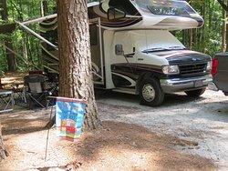 Setup on Lot 13