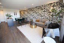 Luxury balcony apartment