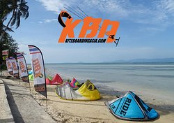 Kiteboarding Asia (KBA) - Koh Phangan